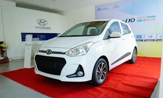 Đánh giá thiết kế Hyundai Grand i10 2019 hatchback