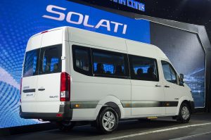 Hyundai Solati 2019 sở hữu những điểm nổi bật gì