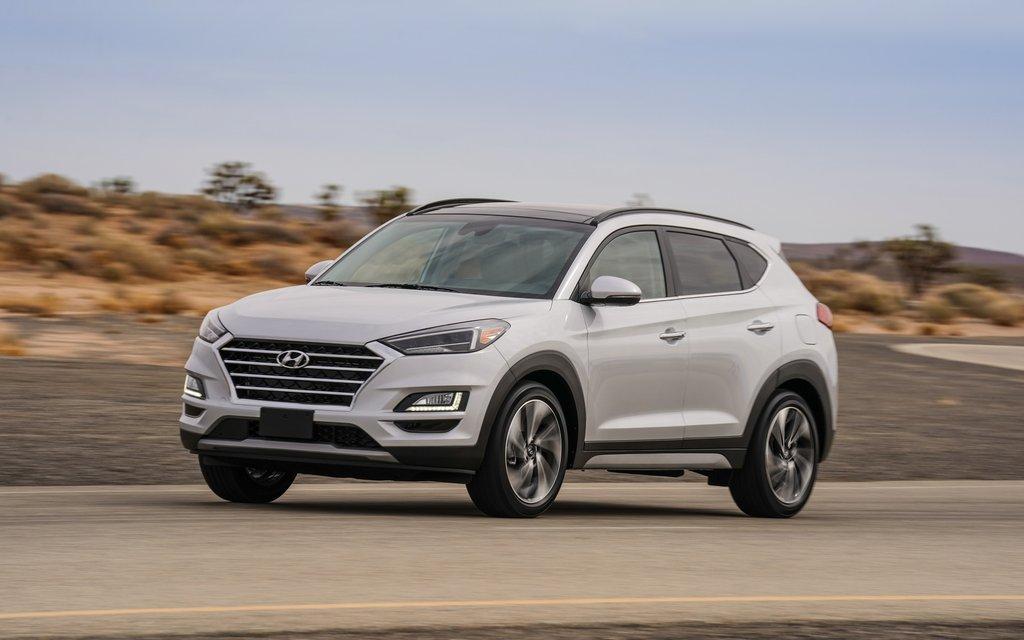 Ưu nhược điểm của Hyundai Tucson 2019