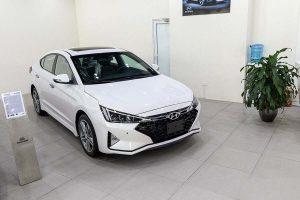 Đánh giá nhanh giá bán Hyundai Elantra 2019