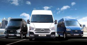 Đánh giá nhanh giá bán Hyundai Solati 2019