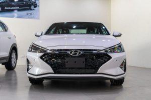 Đánh giá nhanh thiết kế Hyundai Elantra 2019