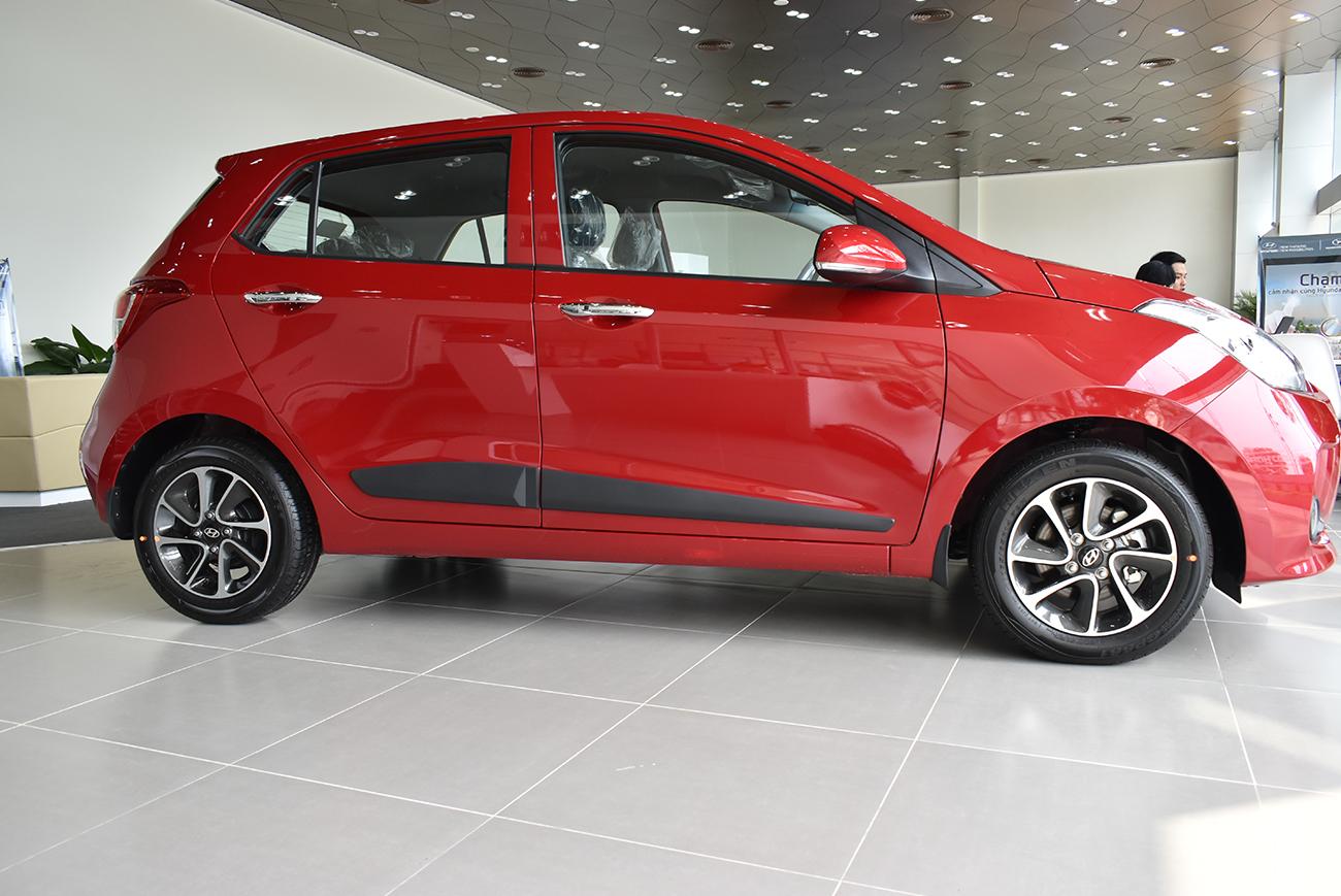 Đánh giá tiện nghi và an toàn Hyundai Grand i10 2019 hatchback