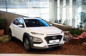 Mua xe Hyundai Kona trả góp tại Hyundai Bình Phước