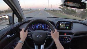 Mua xe Hyundai Santa Fe trả góp tại Hyundai Bình Phước