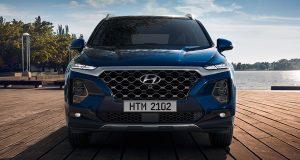 Sự khác biệt giữa bản thường và đặc biệt của Hyundai Santa Fe 2019