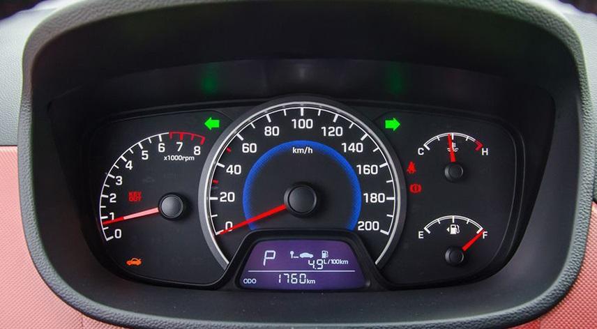 Đánh giá khả năng vận hành Hyundai Grand i10 2020 hatchback
