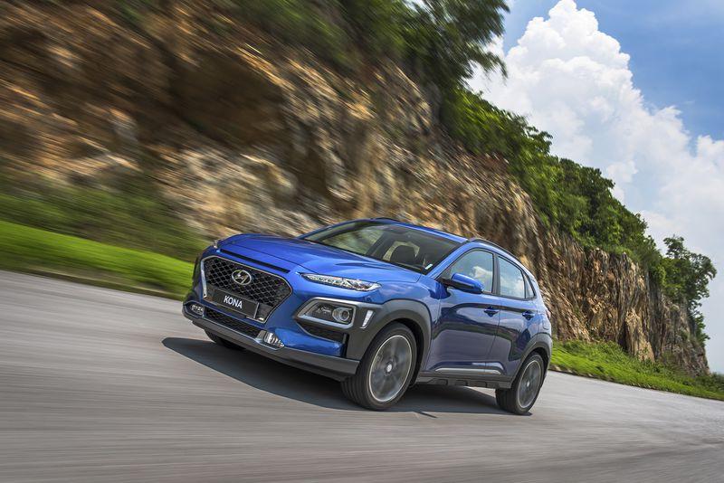 Đánh giá khả năng vận hành Hyundai Kona 2020