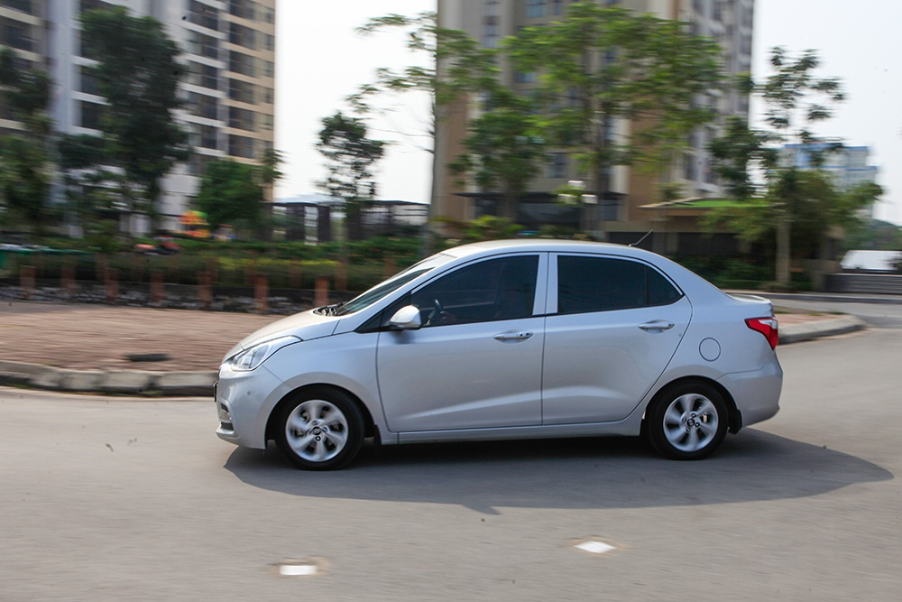 Đánh giá nhanh Hyundai Grand i10 qua 2 năm sử dụng