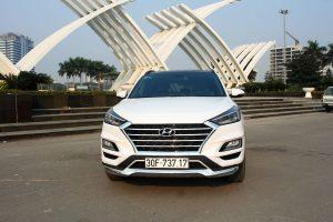 Đánh giá nhanh thiết kế đầu xe Hyundai Tucson 2020