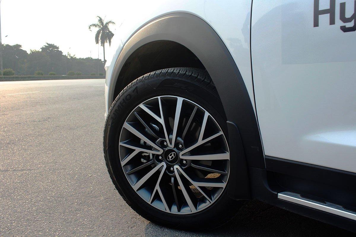 Đánh giá nhanh thiết kế thân và đuôi xe Hyundai Tucson 2020