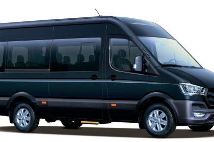 Đánh giá nhanh khả năng vận hành Hyundai Solati 2020