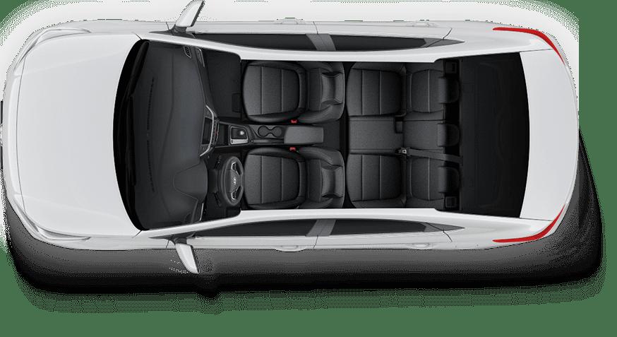 Đánh giá nhanh nội thất Hyundai Accent 2020