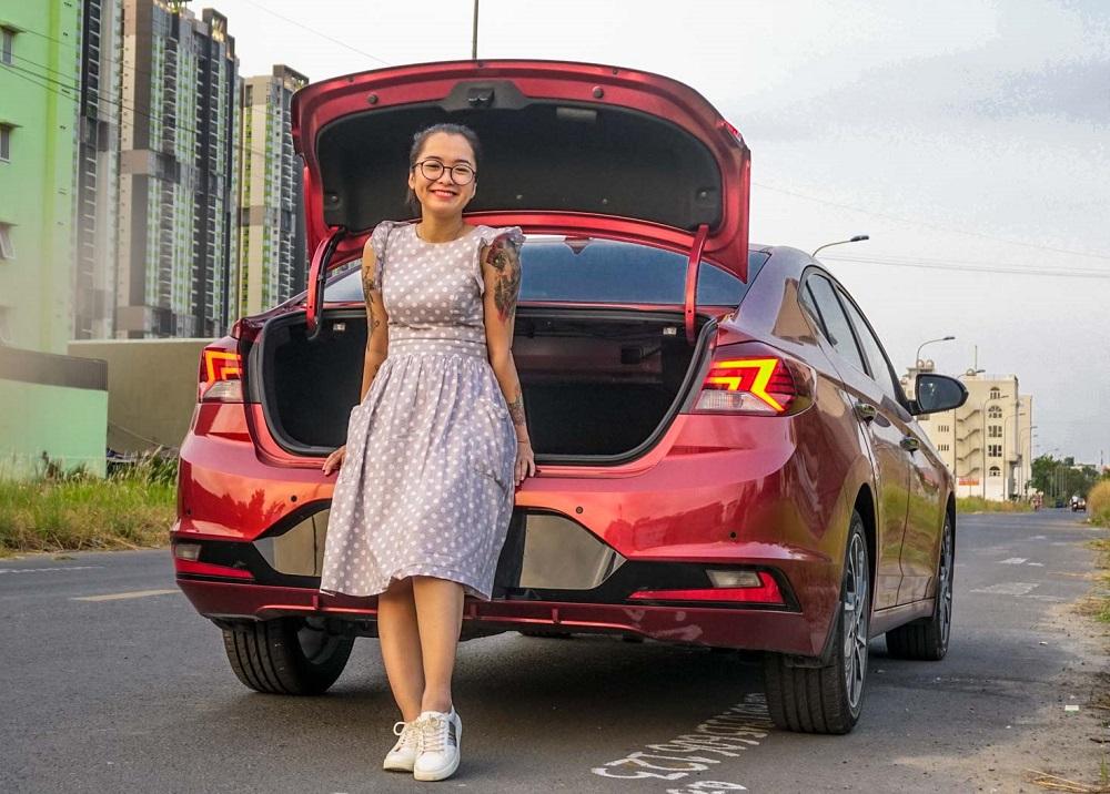 8/3 Hyundai Bình Phước kể chuyện ô tô và phụ nữ