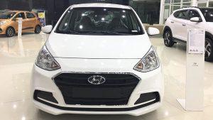 Đánh giá ngoại hình Hyundai Grand i10 sedan 2020
