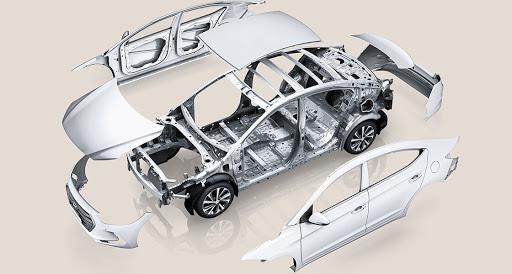 Đánh giá tiện nghi và an toàn Hyundai Accent 2020