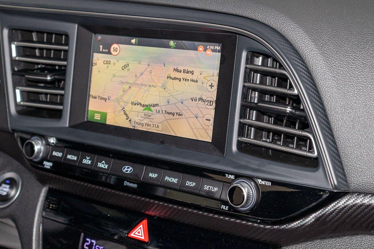Đánh giá tiện nghi và an toàn Hyundai Elantra 2020