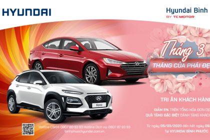 Hyundai Bình Phước Tri Ân Khách Hàng