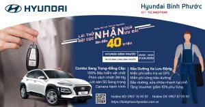Ngày Hội Lái Thử Xe Hyundai 21/03/2020