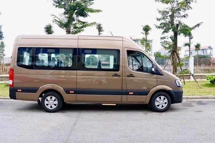 Mua xe Hyundai Solati trả góp tại Hyundai Bình Phước
