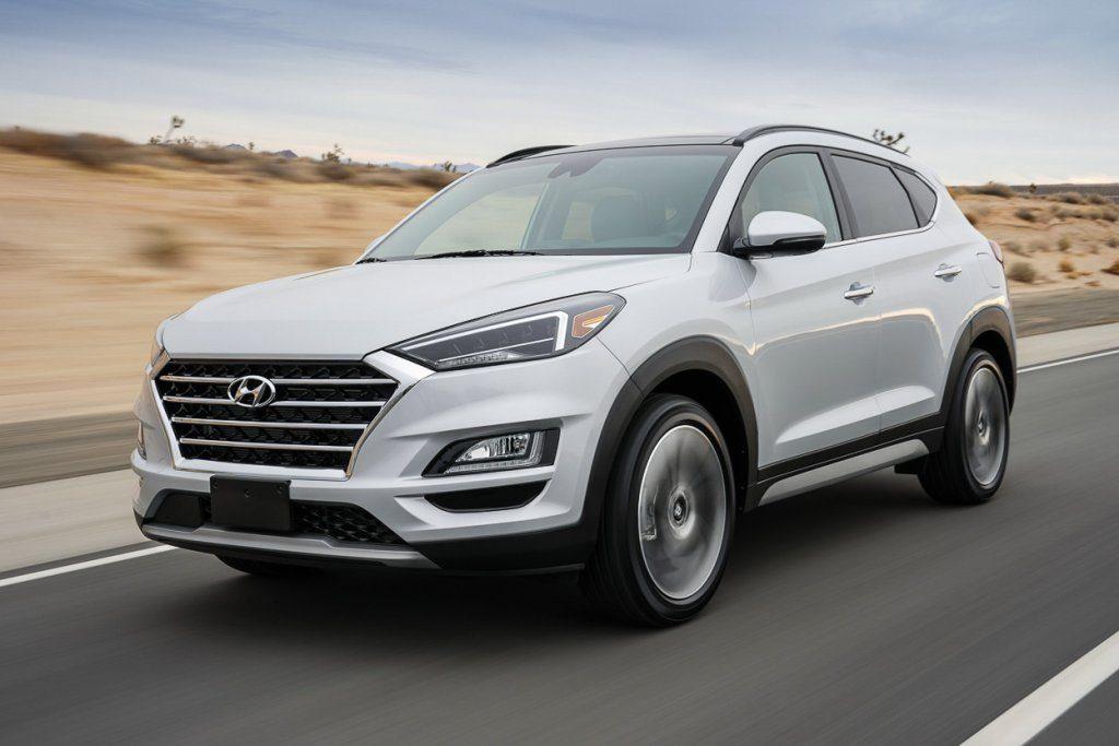 Mua xe Hyundai Tucson trả góp tại Hyundai Bình Phước