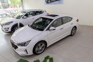 Đánh giá khả năng vận hành Hyundai Elantra 2020