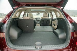 Đánh giá tiện nghi và an toàn Hyundai Tucson 2020
