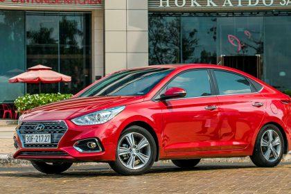 Hyundai Accent 2020 lắp ráp cán mốc 36.696 chiếc sau 2 năm ra mắt