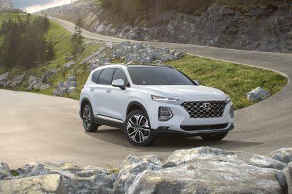 Hyundai Santa Fe 2020 giảm giá shock đến 100 triệu