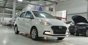 Đánh giá động cơ Hyundai Grand i10 sedan 2020