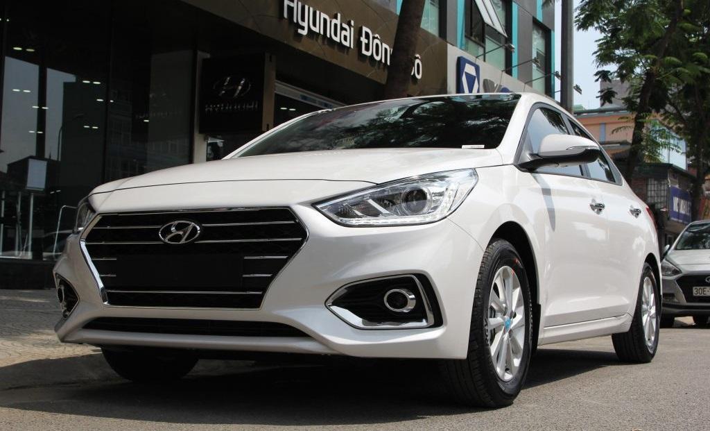 Tại sao Hyundai Accent 2020 lại trở nên HOT trong phân khúc B?