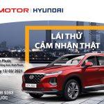 LÁI THỬ – CẢM NHẬN THẬT tại Showroom Hyundai Bình Phước